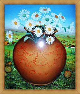 stankir-stjepan-cvijece-8-mart-ulje-staklu-original-slika-12427621
